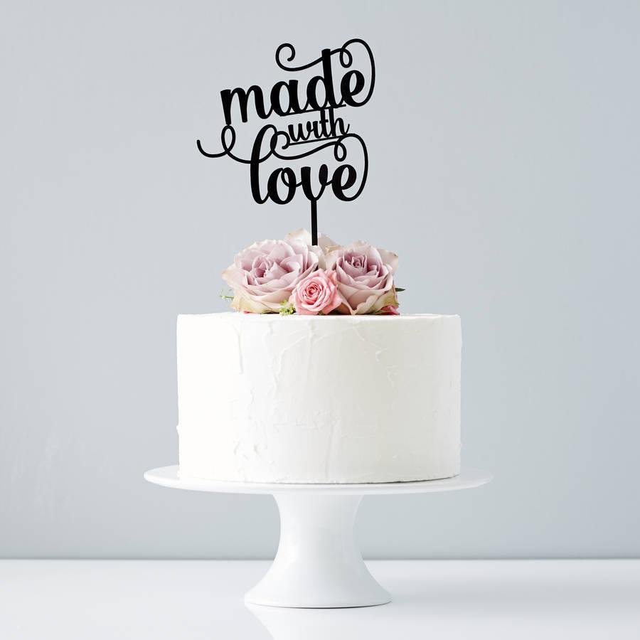 Cake Topper Jakarta