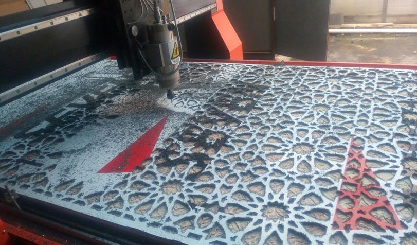 Jasa Cutting ACP / Aluminium Composite Panel di Medan