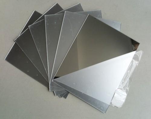 Acrylic Silver Mirror