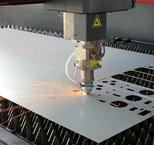 Jasa Laser Cutting Metal Medan